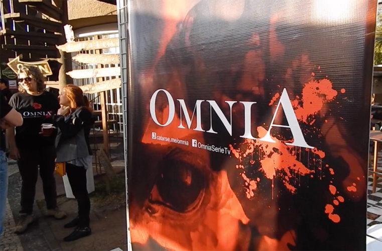 Seriado curitibano Omnia ultrapassa meta do Catarse